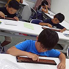 めげない「心の強い子」が多い教室です!