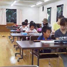 親子で一緒に来る方が多い教室です!