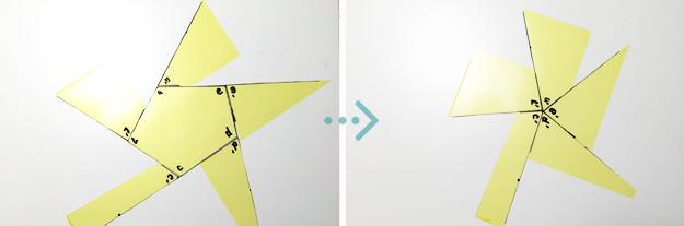 多角形の内角と外角の関係