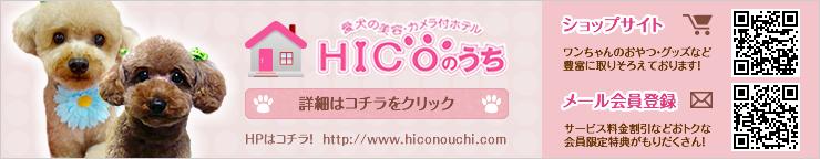 HICOのうちHPへ
