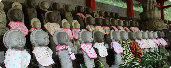 常瀧寺の水子霊苑