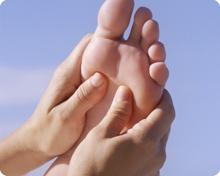 足療法写真