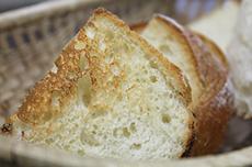 時間がたってもパンがおいしい