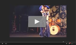 2011年1月30日 BARバグース10周年念ライブ・パフォーマンスパーティー in 岡山デスペラード Nataliya出演 [オリエンタル]