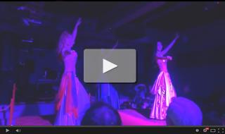 2014年12月21日 Okayama Girls Evolutionvol.1 ベリーダンス [オリエンタル]