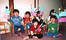 すくすく保育園はお子様を中心に考えた保育園です。