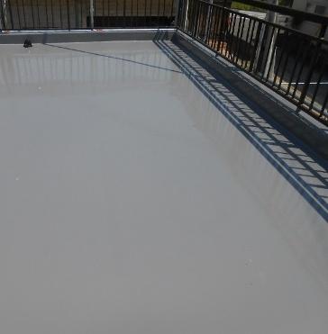 三木市H様邸:屋上防水工事アフター