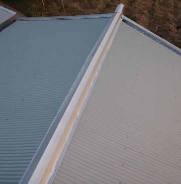 西脇市O様邸:屋根塗装アフター