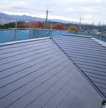 西篠山市O様邸:屋根塗装アフター