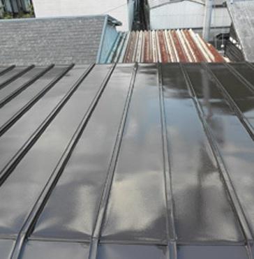 西脇市S様邸:屋根塗装アフター
