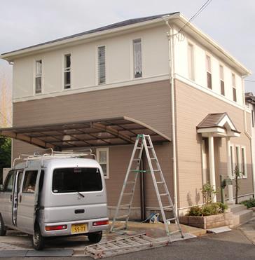 加東市H様邸:外壁塗装アフター