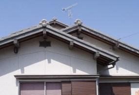 加古川市M様邸:外壁シリコン塗装ビフォー
