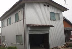 三木市F様邸:外壁塗装ビフォー