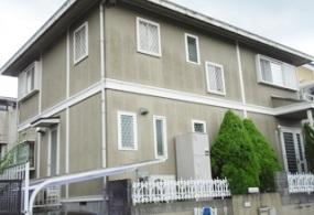 加東市H様邸:外壁塗装ビフォー