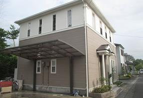 篠山市O様邸:外壁塗装ビフォー