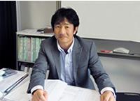 代表取締役 青山文雄