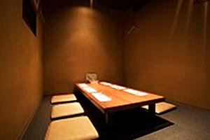 1F:小上がり個室