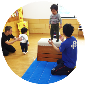 P.E(体操教室)