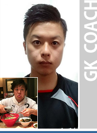 GKコーチ:畑森正樹
