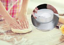 米粉でパンを作るなら・・・