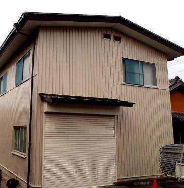 三木市F様邸:外壁塗装アフター