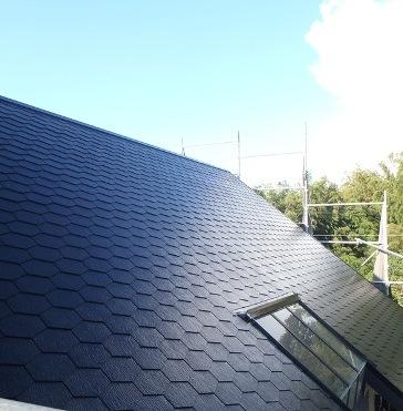 三木市M様邸:屋根塗装アフター