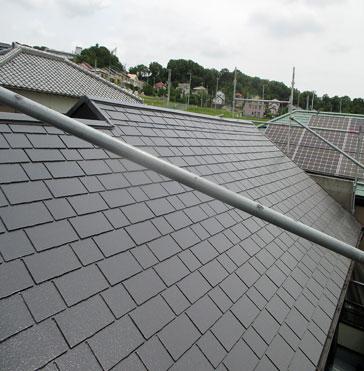 神戸市T様邸:屋根塗装アフター