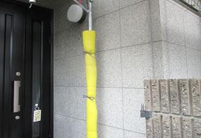 神戸市T様邸:外壁塗装ビフォー