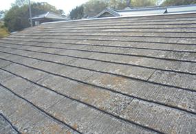 神戸市T様邸:屋根塗装ビフォー
