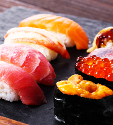 寿司・一品料理写真