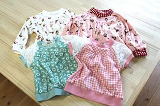 子供服や衣装